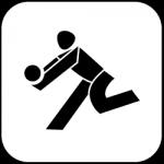icon_volleyball_schwarz_auf_weiss_250px