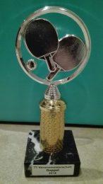 Tischtennis Pokal Vereinsmeisterschaft 2016