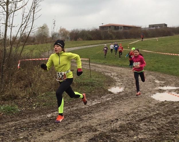 Sieg der Crosslauf-Serie Kreis Ansbach