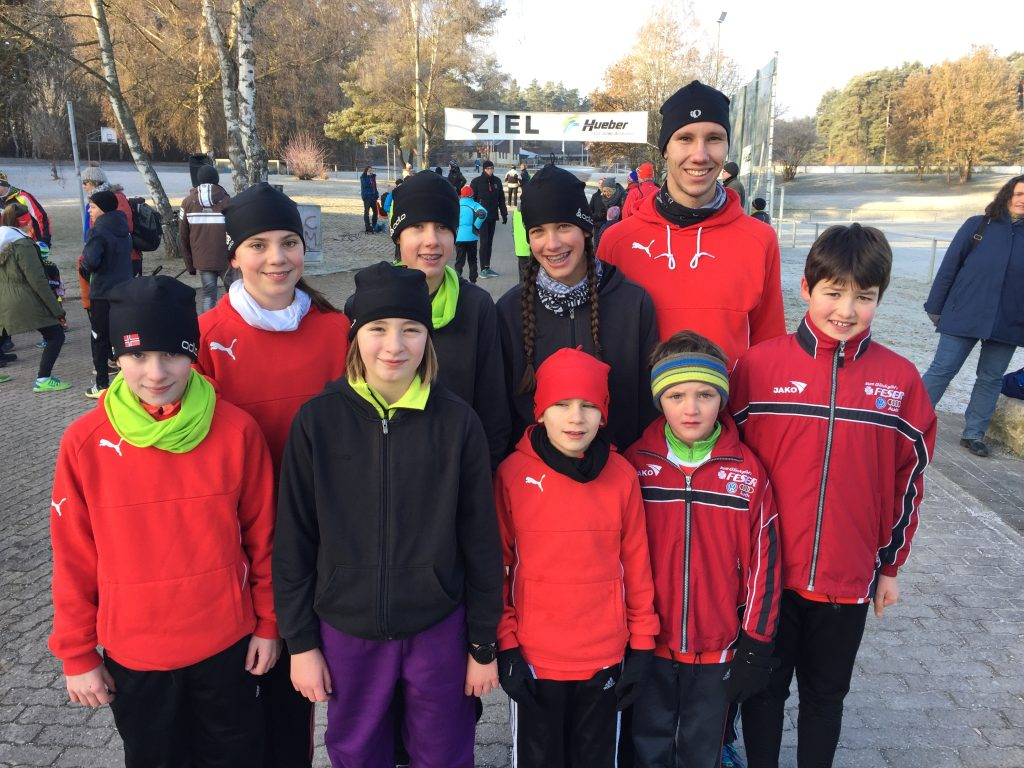 Silvesterlauf 2016 – Pleinfeld
