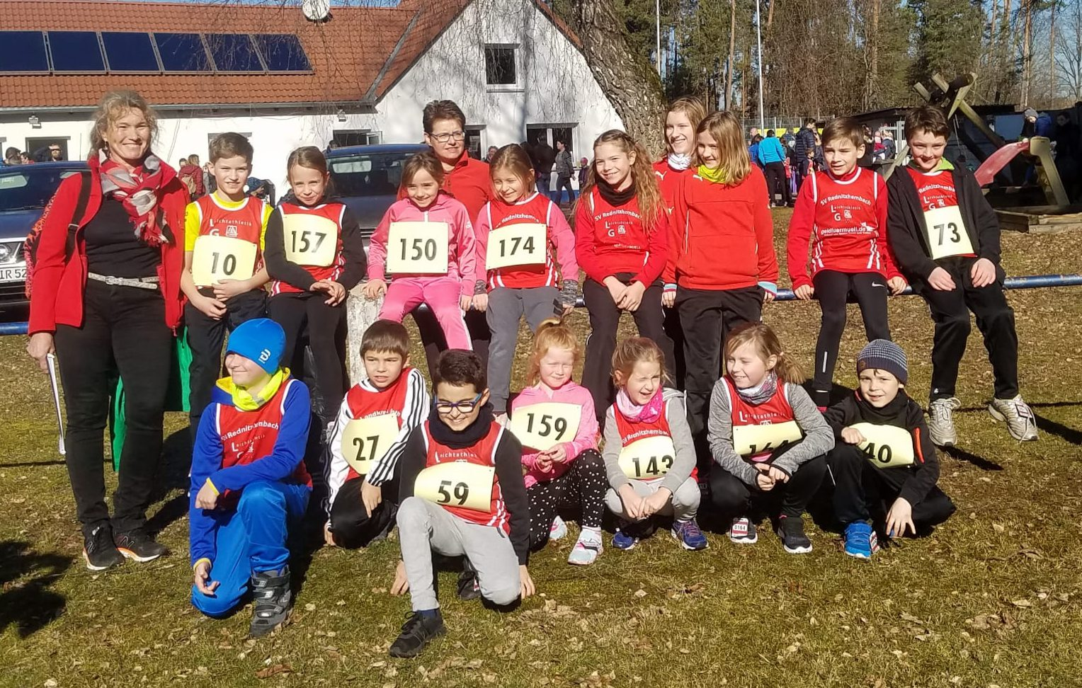 84. Waldlauf in Büchenbach – Kreismeisterschaften