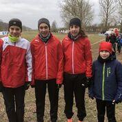 Mittelfränkischer Meistertitel im Crosslauf für Sina Appeltauer