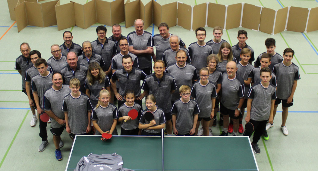 Tischtennis Abteilung