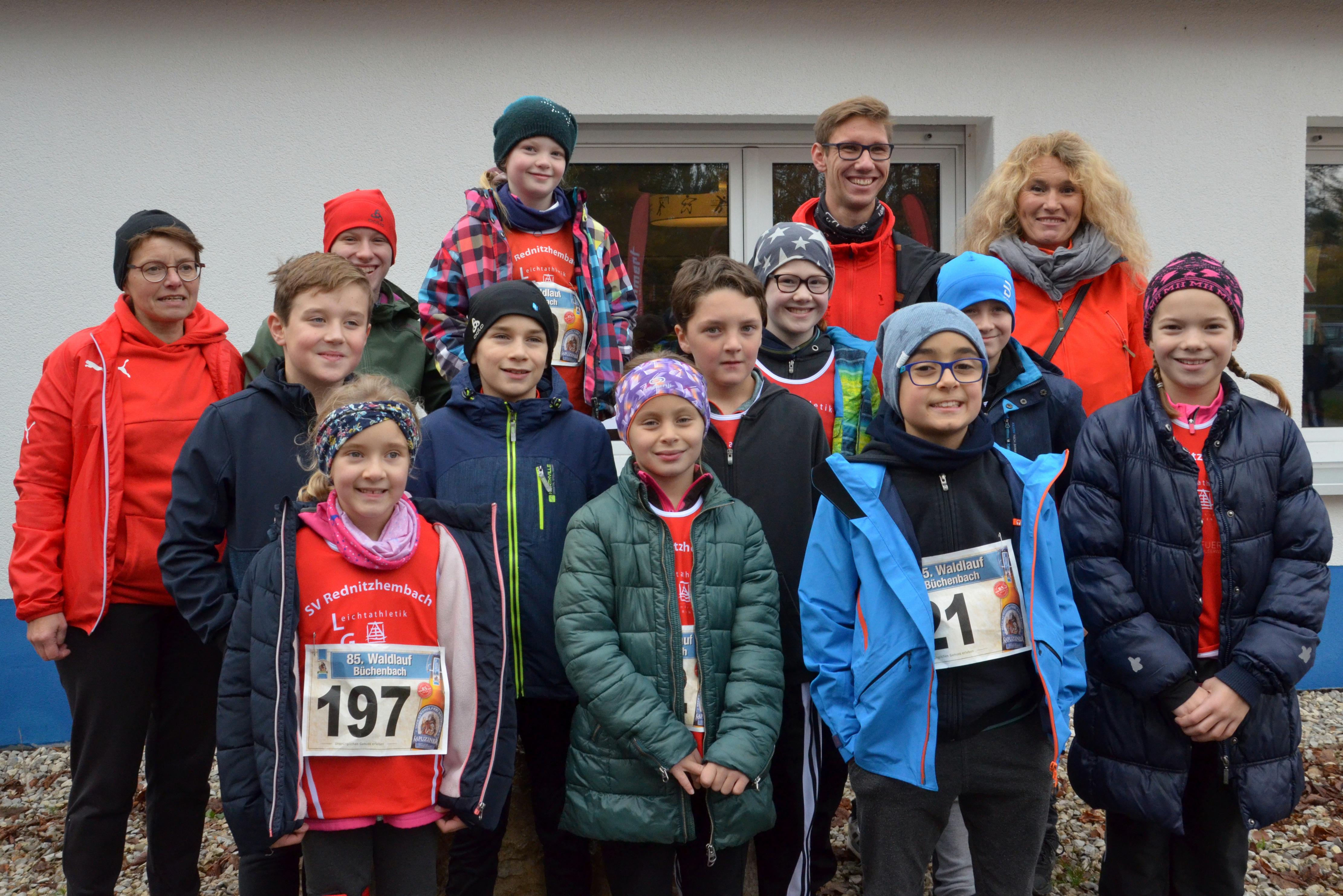 85. Waldlauf in Büchenbach
